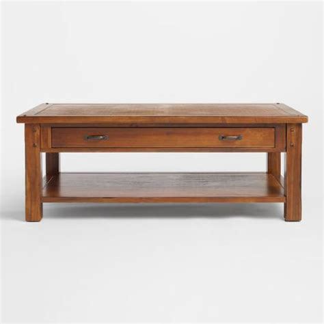 world market c table madera coffee table world market