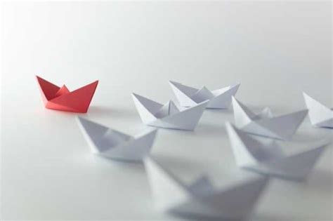 how to make a paper boat go faster top down leadership approach key to most successful