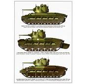 Allied Tanks And Combat Vehicles Of World War II Infantry