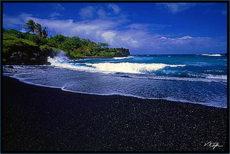 where is the black sand explore more black sand beaches the golden goblet