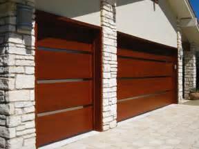 designer garage door pics photos wood garage doors designs