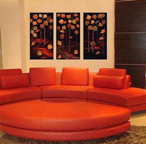 sofa wall art aspen series wall art linda paul over contemporary red