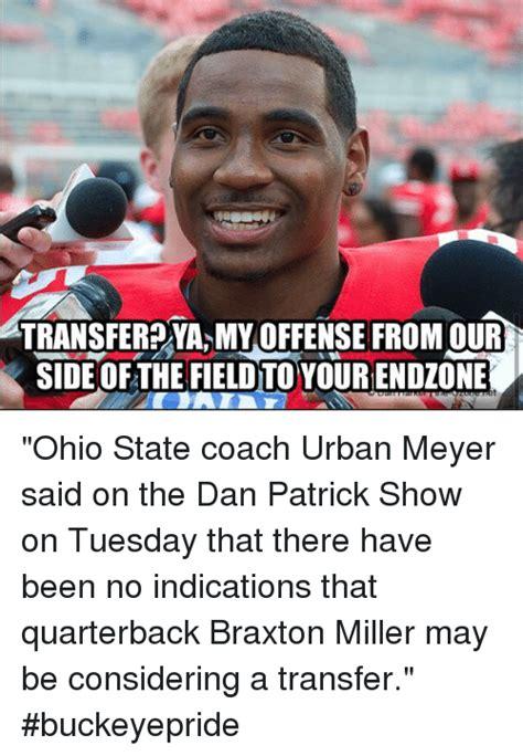 Braxton Miller Meme - 25 best memes about urban meyer urban meyer memes