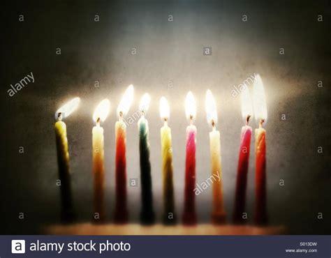 immagini candele compleanno candele di compleanno foto immagine stock 309811317 alamy