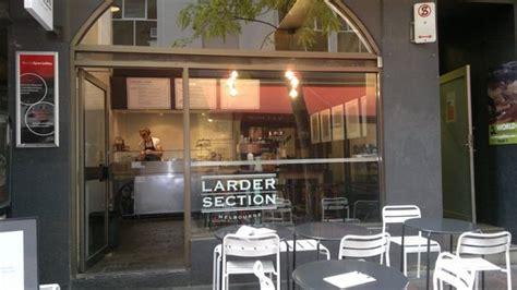 larder section larder section melbourne rating 4 5 restaurant