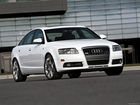 2008 Audi A6 2008 audi a6 2 0 tdi specifications and technical data