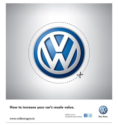 volkswagen ddb volkswagen print advert by ddb resale value ads of the