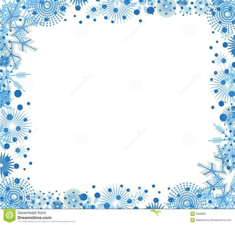 border clipart free clipart snowflake border clipart collection