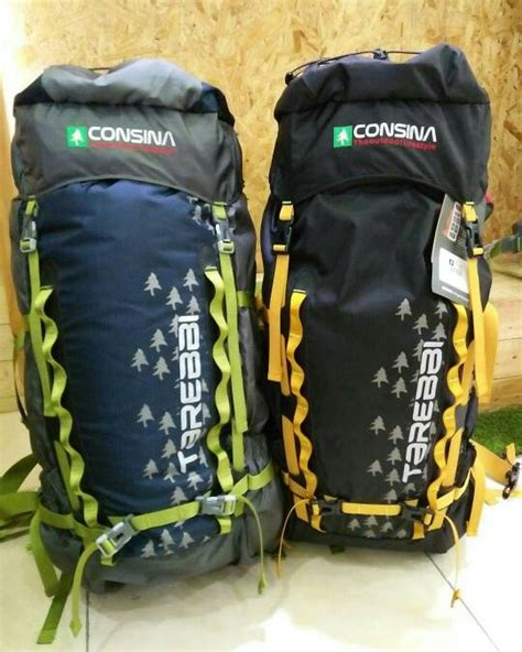 Carriertas Gunung Consina 60l jual carrier consina tarebbi 60l travel bag