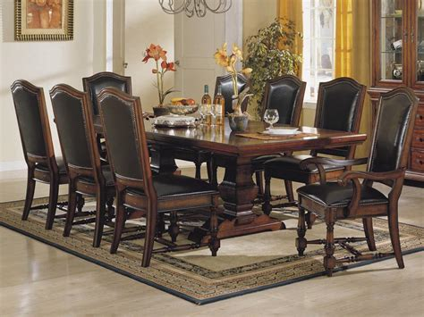 Tall Dining Room Tables Dining Room Tables Benefits Of Obtaining Counter Height