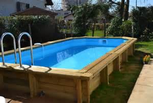 wonderful Prix D Une Piscine Semi Enterree #3: piscine-semi-enterre-bois.png