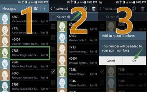 android block number how to block a number for android how to block calls numbers android ubergizmo how to block