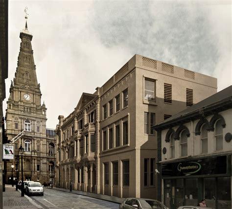 Sheds Halifax by Princess Buildings Bauman Lyons Architects Leeds