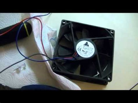 Entertainment Center Fan Filter How To Youtube