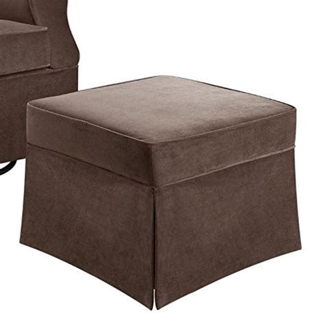 Baby Chair And Ottoman Baby Relax Kelcie Microfiber Swivel Glider And Ottoman Home And Office Chairs