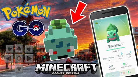 mod gta 5 mcpe pokemon go in minecraft pocket edition mcpe mods