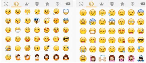 how to view iphone emojis on android update android emoji to ios emoji set in samsung and htc