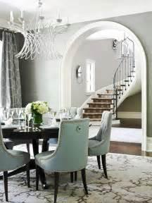 Grey Dining Room shades of grey dining room
