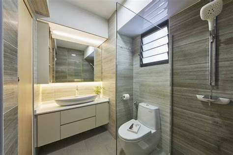 in bath room hdb bathroom design