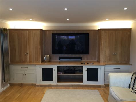 Bespoke Home Office And Home Cinema Furniture In Sheffield Bespoke Home Office Furniture