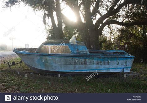 cheap old boats for sale old oyster boat for sale in apalachicola florida stock
