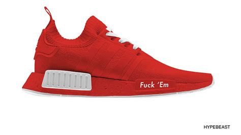 Adidas Nmd R2 Primeknit Bred White Premium Original 1 10 adidas nmd custom sneakers we d like to see more of