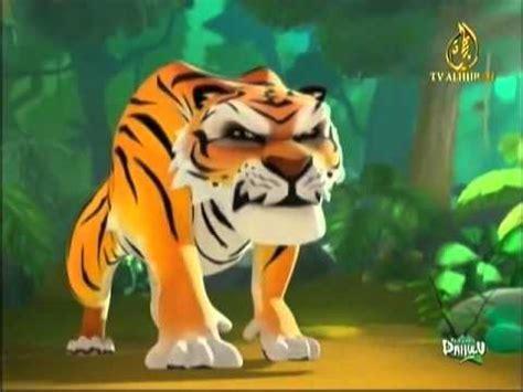 film ular vs harimau pada zaman dahulu season 3 sang kancil dengan singa hd
