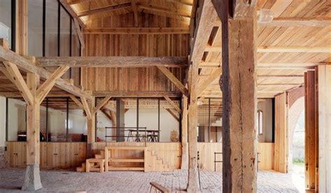 scheune verglast homestory die ferienh 228 user vom architekten kr 246 ger
