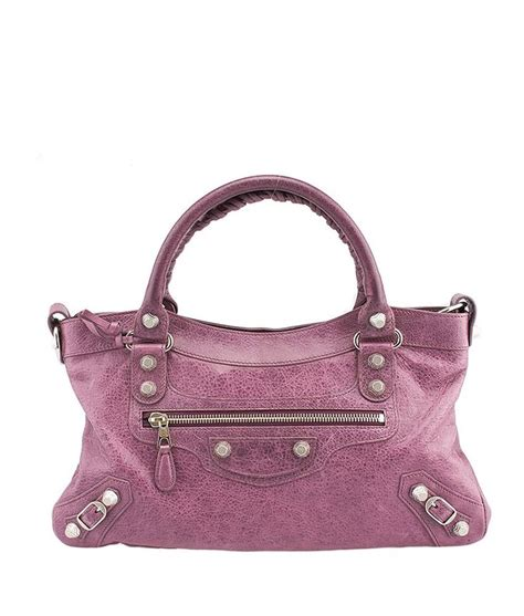 Balenciaga Purple Goat Leather Shoulder Bag by 38 Best Images About Balenciaga On Balenciaga