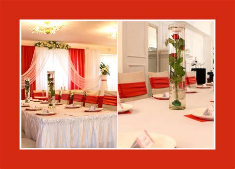 Deko Hochzeit Rot by Hochzeitsdeko Rot Blau Execid