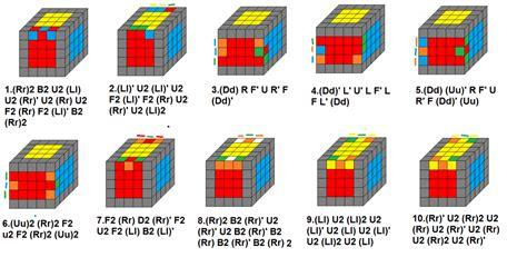 tutorial rubik 5x5 español 5x5 edge parity algorithms imgur 5x5 rubik s cube