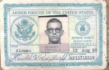 us army id card template valid id cards picture picture of a id
