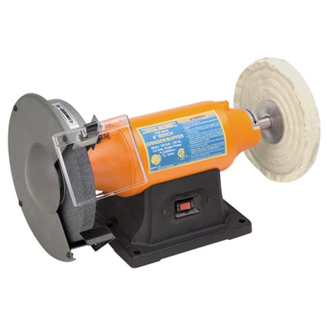 bench buffers 8 quot bench grinder buffer