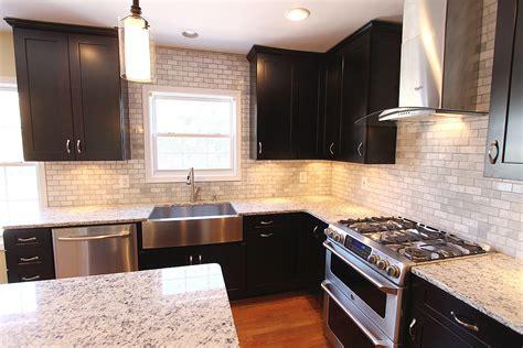 cost to remodel kitchen backsplash download kitchen backsplash dark cabinets gen4congress