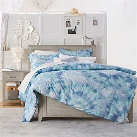 tie dye bedroom tie dye dreams duvet cover sham pbteen