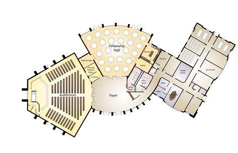 Marvelous Church Fellowship Hall Floor Plans #10: FloorPlanMedium.gif