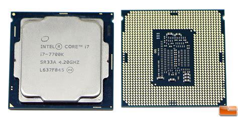 i7 7700k cpu fan intel core i7 7700k processor review legit reviewsintel
