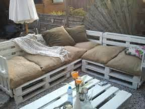 les meilleures id 233 es pour la terrasse en palette
