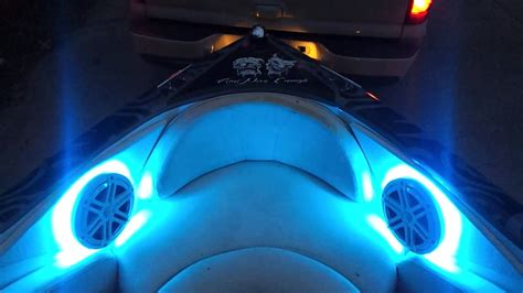 boat wraps grande prairie wetsounds rgb lighting and custom boat wrap youtube