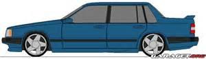 Volvo Paint Volvo 940 Turbo 1998 Garaget