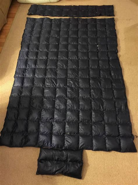 Handmade Outdoor Gear - how to make a diy underquilt and topquilt in 6 steps