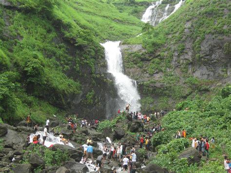 waterfalls near mumbai 1daypicnic
