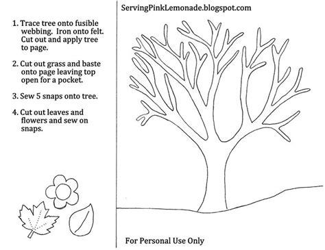 printable quiet book template serving pink lemonade quiet book templates and tutorial