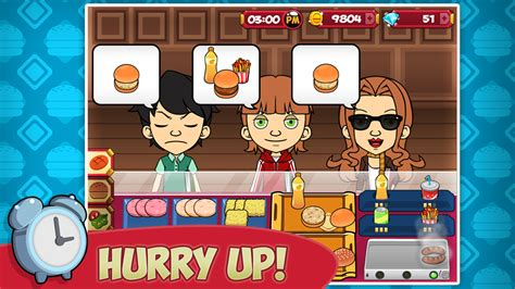 full version of burger shop for android my burger shop amazon com au appstore for android