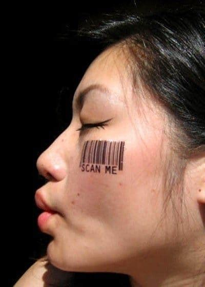 barcode tattoo youtube 5 reasons why barcode tattoos aren t such a great idea