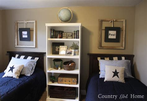 boys bedroom makeover country home boys bedroom makeover