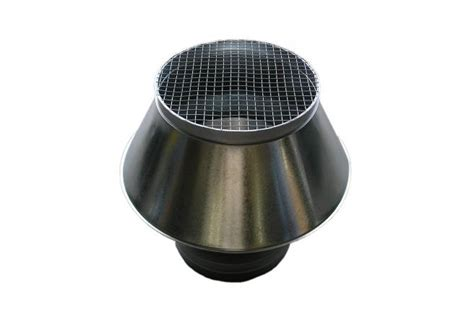 chimenea circular rejilla para conducto circular chimeneas fg