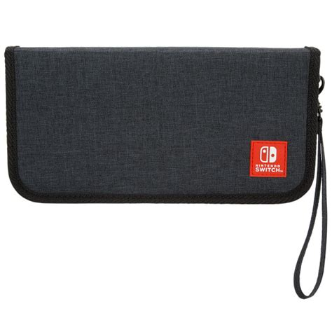 Nintendo Switch Grey Bundle 1 Free Pouch And Screen Protector nintendo switch pouch grey nintendo official uk store