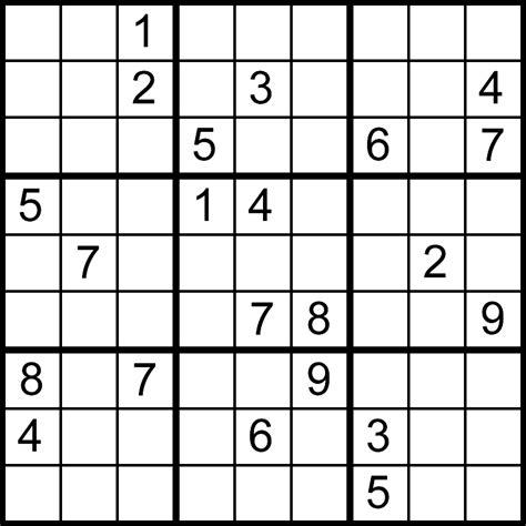 Sudoku normal sudoku imprimir the sudoku results 17 41 papel pictures