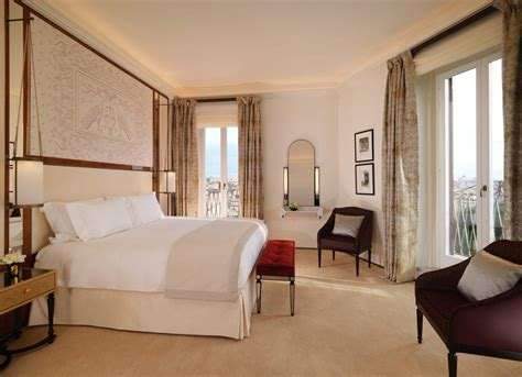 presidential bedroom hotel eden in rome launches 16 000 penthouse suite and more